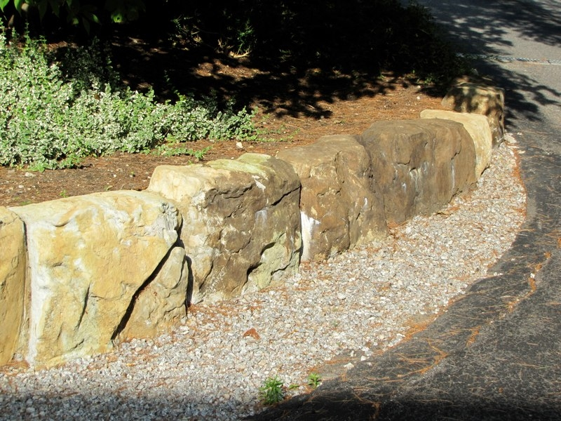 StoneMakers Short wall