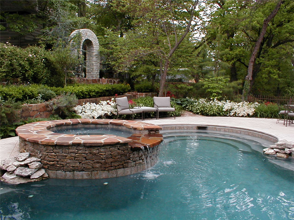 Pools Hot tubs tulsa