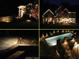 Tulsa Landscape LED Lighting