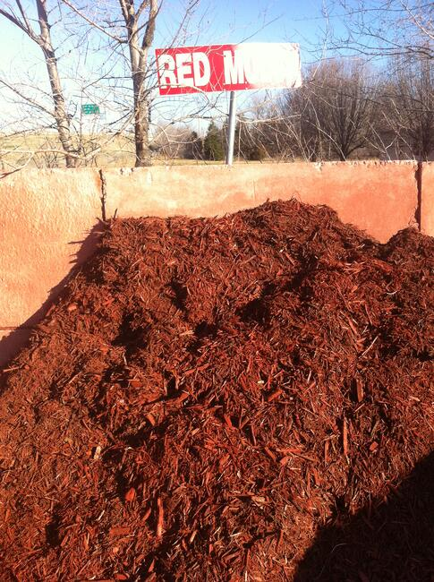 Mulch benefits for the Tree and Landscape in Tulsa