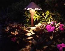 Tulsa Landscape Lighting pathlight resized 216
