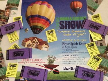 2014 Tulsa Home & Garden Show