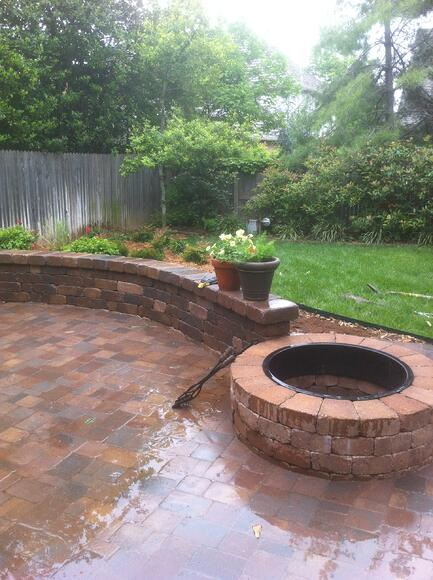 Five great ideas to update your backyard outdoor living in tulsa - Cozy outdoor living spaces connecting mother nature ...